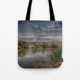 Sleepy Rio Grande Tote Bag