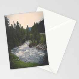 Through the Hills of Montana Stationery Cards
