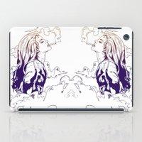 lana iPad Cases featuring Lana by Pesim0