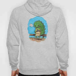 """lunch in the city"" Hoody"