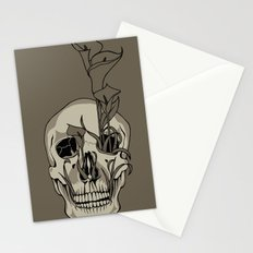 From Death We Grow... Stationery Cards