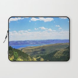 Bear Lake Blue Laptop Sleeve