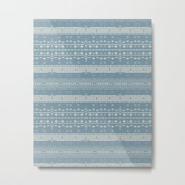 Pattern2  Metal Print