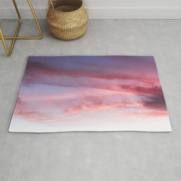 Summer Sky II - Nature Photography Rug