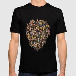 Super Walking Dead: Farm T-shirt