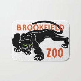 Brookfield Zoo -- WPA Bath Mat