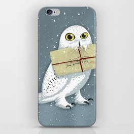 """Yer a Wizard 'Arry!"" iPhone Skin"