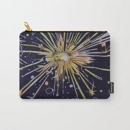 There is a Spark Carry-All Pouch
