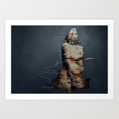 if Art Print