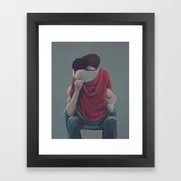 Yearning Framed Art Print