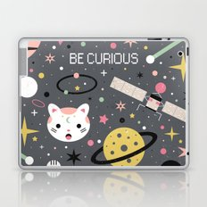 Be Curious  Laptop & iPad Skin