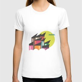 Houses of Colors T-shirt