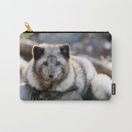 Vulpes Lagopus Carry-All Pouch