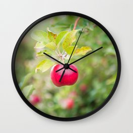 Ready to be picked Wall Clock
