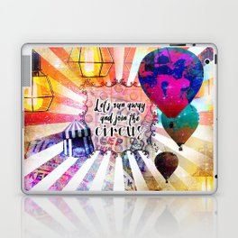 Join the Circus Laptop & iPad Skin