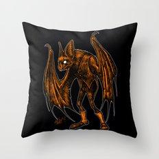 Autumn People 2 Throw Pillow