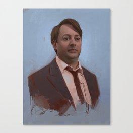 Mark Crorrigan Canvas Print