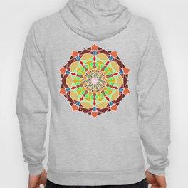 Colors Sun Mandala Hoody