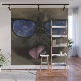 #HipsterPets Wall Mural