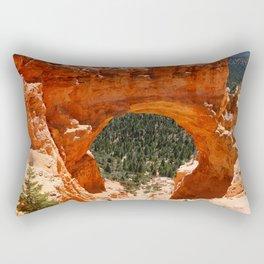 Natural Bridge - Bryce Canyon Rectangular Pillow