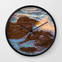 Pacifica Coast Wall Clock