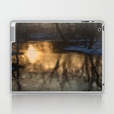 Early Morning Winter Laptop & iPad Skin