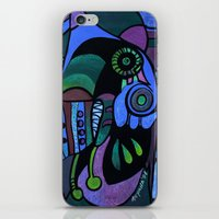bugs iPhone & iPod Skins featuring BUGS by Deyana Deco