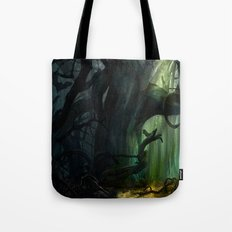 Dark Forest (VACANCY zine) Tote Bag