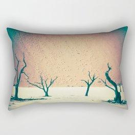 Beautifully Dead // Deadvlei // Sossusevlei Desert, Namibia Rectangular Pillow