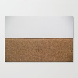 COUCH Canvas Print