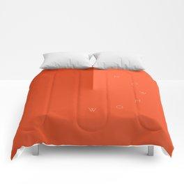 'Now Now' Comforters