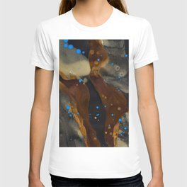 joelarmstrong_rust&gold_048 T-shirt