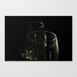 Wineglass Canvas Print