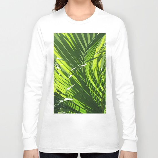 It's All About Greenery Long Sleeve T-shirt