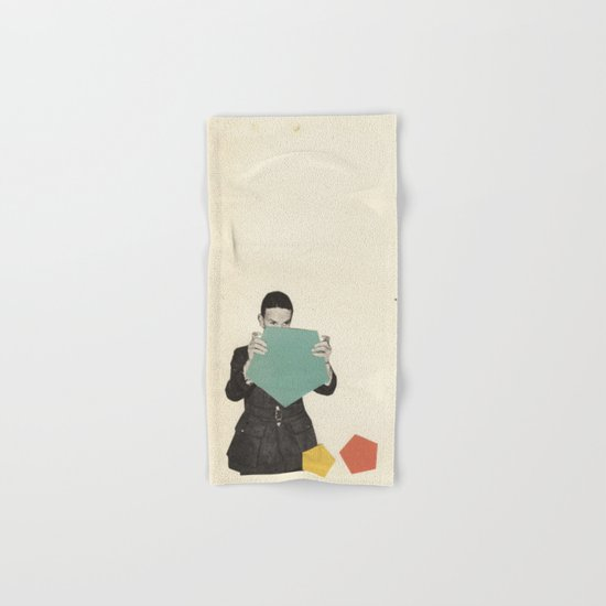 Discovering New Shapes Hand & Bath Towel