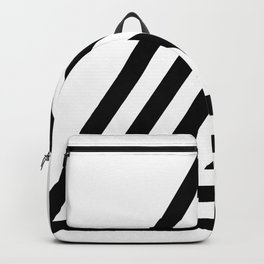 Triangle Spiral Backpack