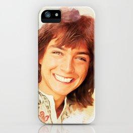 David Cassidy, Hollywood Legend iPhone Case
