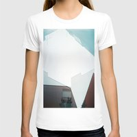 buildings T-shirts featuring buildings by mala.lalala