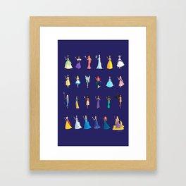Leading Ladies Framed Art Print