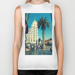 hollywood boulevard Biker Tank