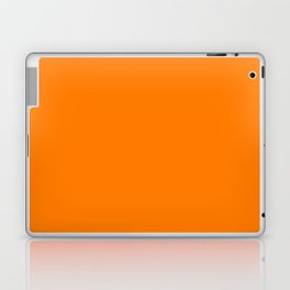 Heat Wave - solid color Laptop & iPad Skin