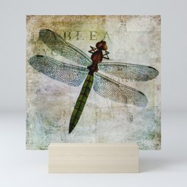 Dragonfly Mini Art Print