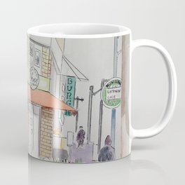 Pape & Bloor Toronto Coffee Mug