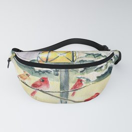 Winter Song 3 Fanny Pack
