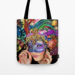 The Mascherari's Muse Tote Bag