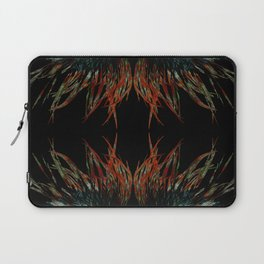 Sacred feathers geometry II Laptop Sleeve