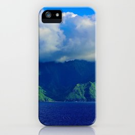 Mysterious Land iPhone Case
