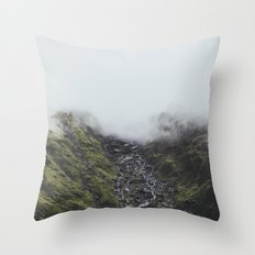 New Zealand I Throw Pillow
