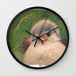 Nestling Wall Clock