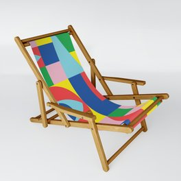 Abstract Evolution Sling Chair